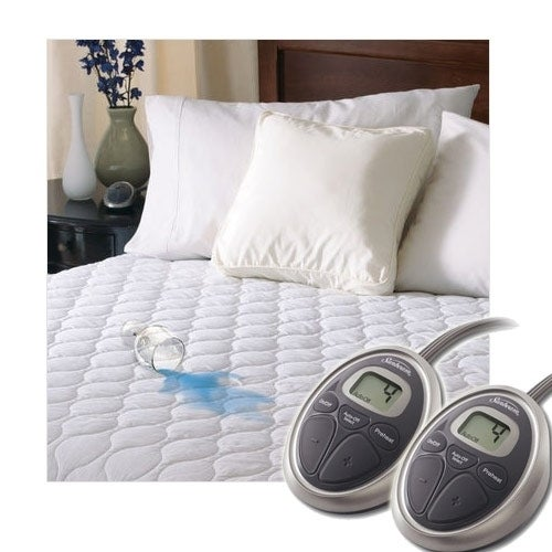 Shop Sunbeam Selecttouch Waterproof Quilted Electric