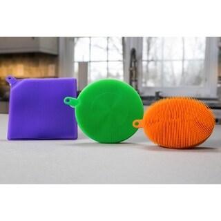 BetterSponge Set of 3 Antibacterial Multi Purpose Cleaners