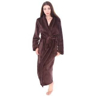 Unisex Plush Kimono Robe Hotel Spa Bathrobe with Tie Closure (Option: Red)|https://ak1.ostkcdn.com/images/products/18128580/P24281188.jpg?impolicy=medium