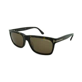 Tom Ford/TF9337-56J/Men's/Havana Frame/Brown Lens/Sunglasses|https://ak1.ostkcdn.com/images/products/18128593/P24281196.jpg?impolicy=medium