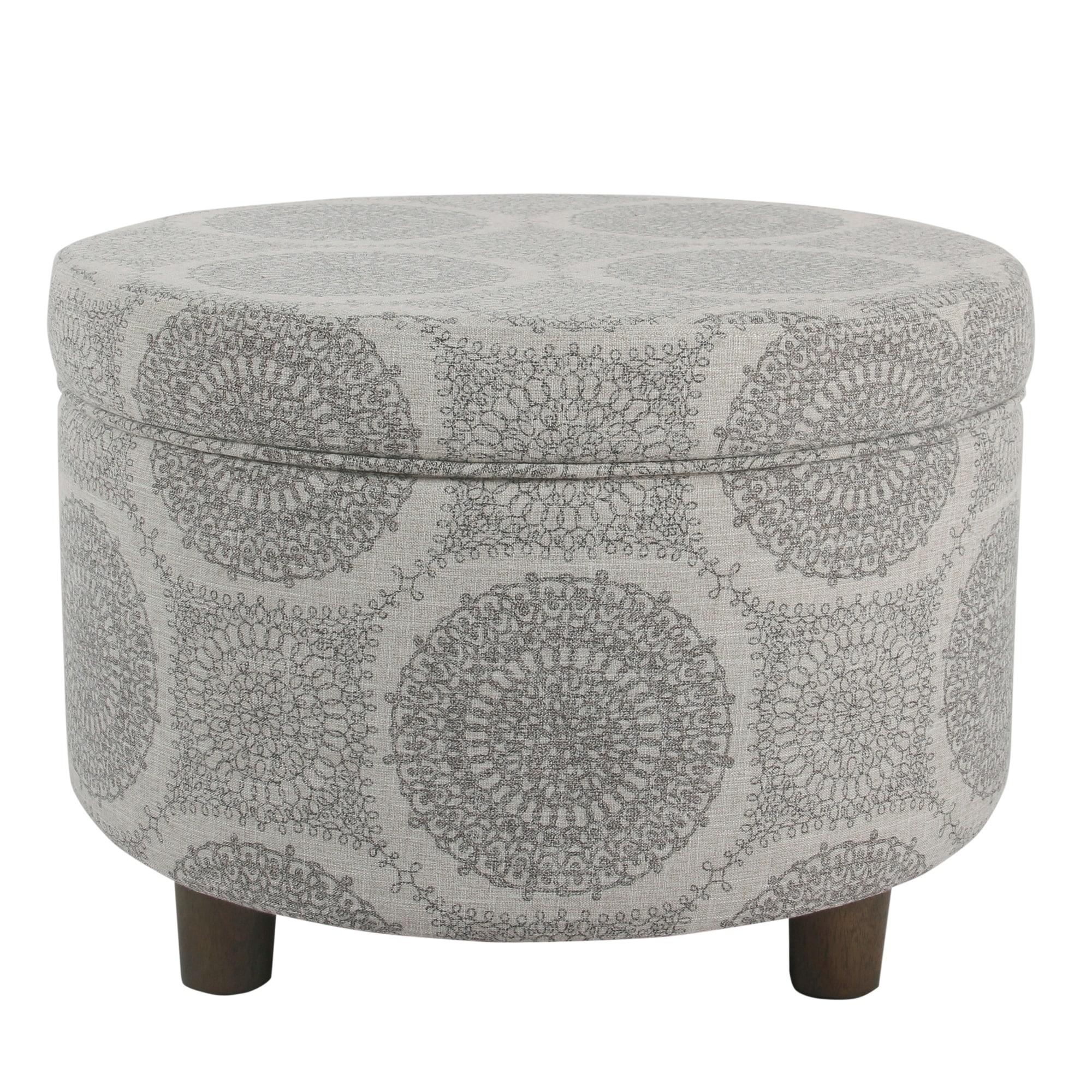 Excellent Buy Pattern Ottomans Storage Ottomans Online At Overstock Uwap Interior Chair Design Uwaporg