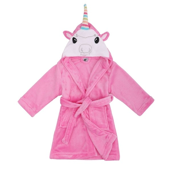 a1cd6ee054 Shop Arctic Paw Animal Adventures Plush Soft Hooded Terry Bathrobe ...