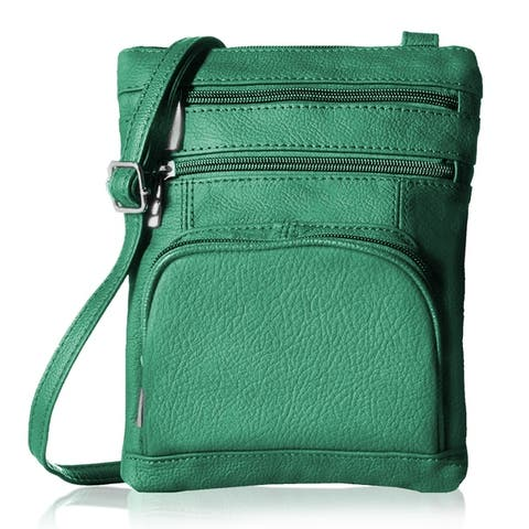 13a680265e29 Buy Green Crossbody & Mini Bags Online at Overstock | Our Best Shop ...