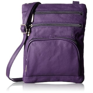 Afonie Super Soft Leather Crossbody Bag 8 Colors
