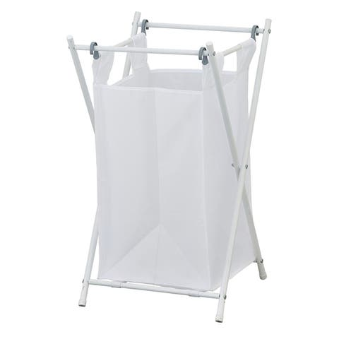 Porch & Den Wayar Foldable Laundry Sorter