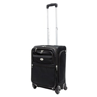 Everest 21-inch Carry On Spinner Upright Suitcase