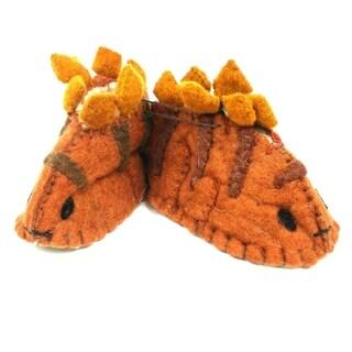 Handmade Spiky Stego Zooties (Kyrgyzstan)