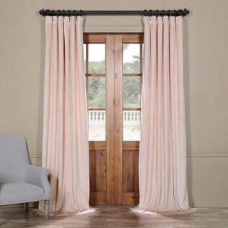 Exclusive Fabrics Heritage Plush Velvet Curtain (As Is Item)
