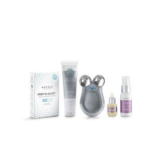 Nuface Trinity With Trinity Wrinkle Reducer Attachment Set