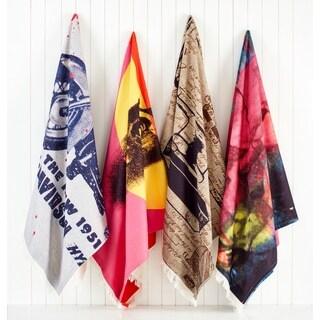 "Shane Bowden Home 40"" x 70"" High Definition Hamam Beach Blanket"