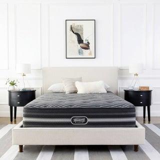 Beautyrest Black Mariela 15-inch Plush King-size Mattress Set + Bonus Sleep Tracker