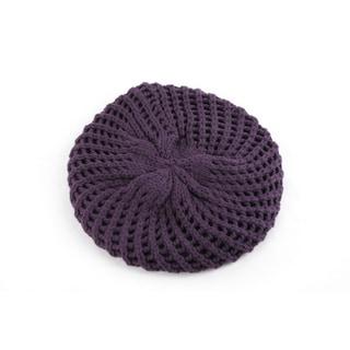 Pop Fashionwear Knitted Women's Beret Hat