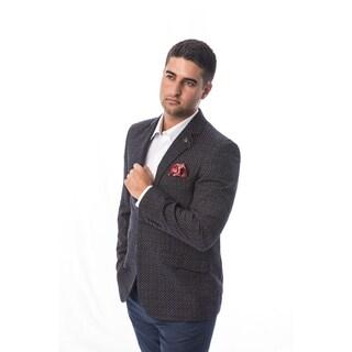 Elie Balleh Milano Italy Men's Style Slim Fit Jacket/Blazer