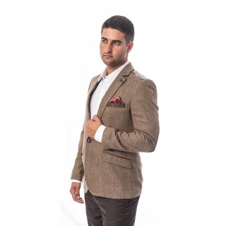 Elie Balleh Milano Italy Men's Style Slim Fit Jacket/Blazer (More options available)