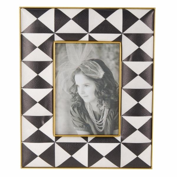 "Aesthetic Hanley Geometric 4x6"" Frame"