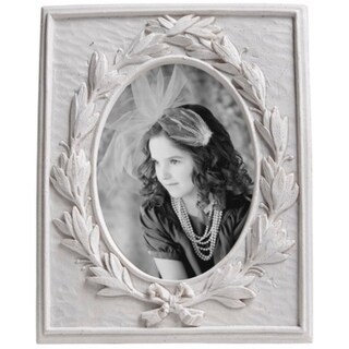 Enchanting photo frame in white - Large
