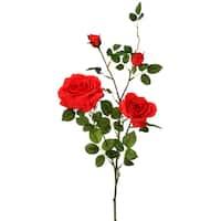 "Hermes Rose Branch X4 36"""