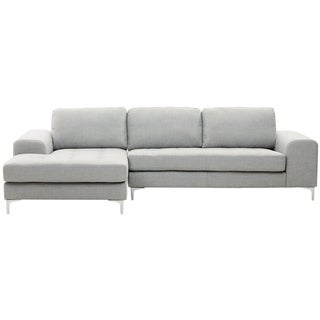 Sectional Sofa - Light Gray KIRUNA
