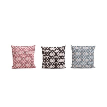 Humming Printed 20inch Decorative Pillow Cover Set Of 3