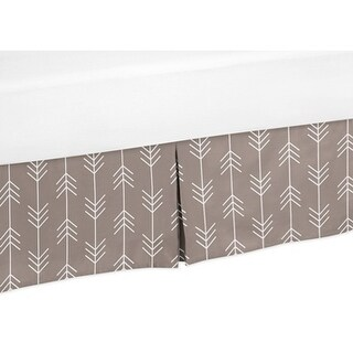 Sweet Jojo Designs Twin Bed Skirt for the Outdoor Adventure Collection