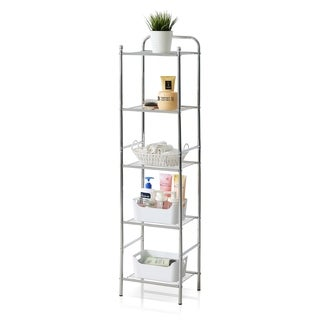 Furinno Wayar 5-Tier Storage Shelf