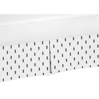 Sweet Jojo Designs Twin Bed Skirt for the Bear Mountain Collection