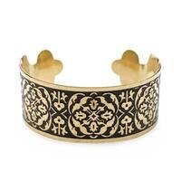 Arabesque Cuff - Gold