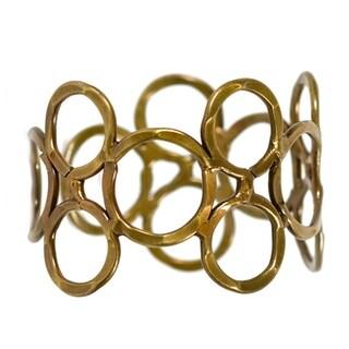 Orbit Cuff (Brass)