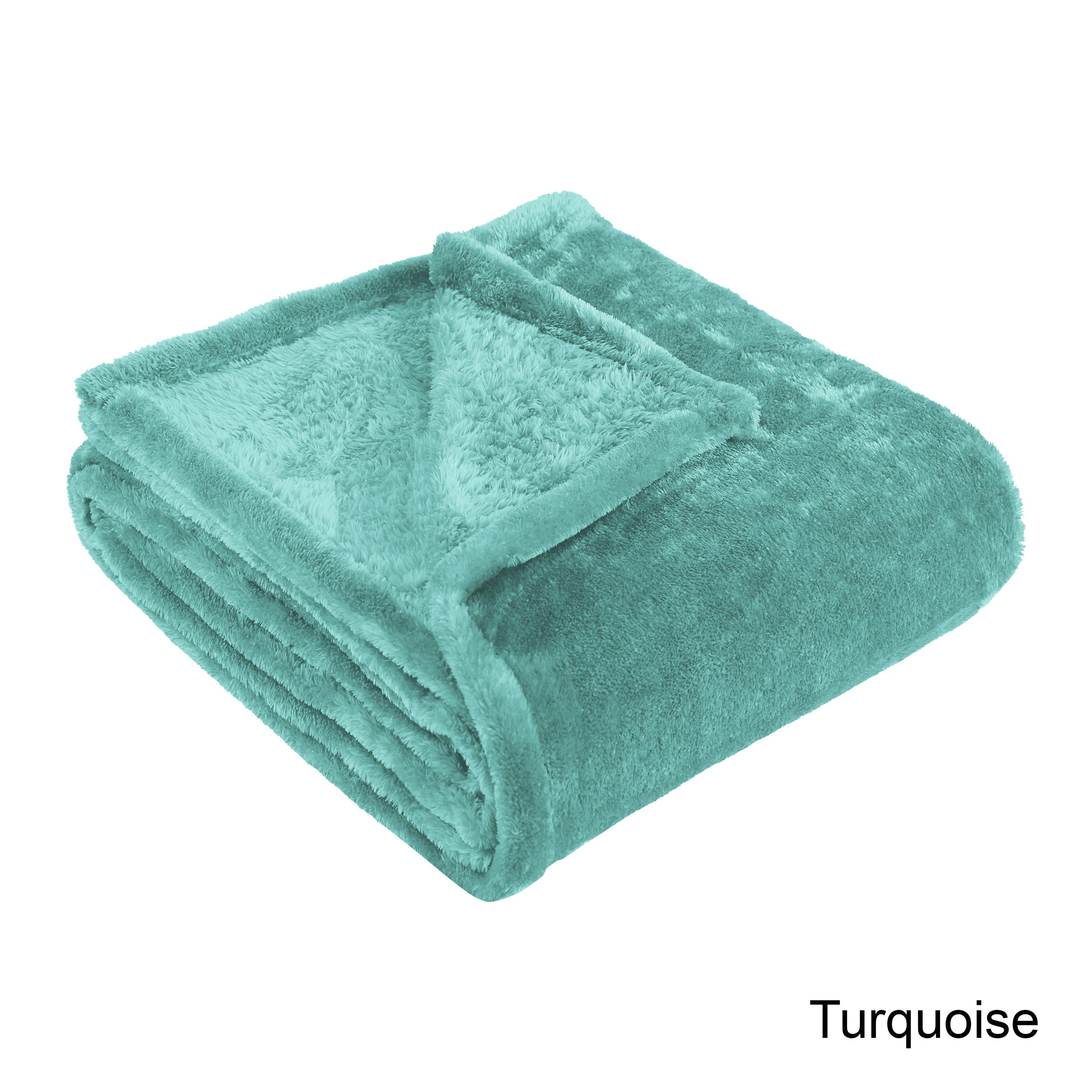 Superior Ultra-Soft Plush Fleece Throw and Blanket (More options available)