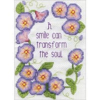 Transform The Soul Counted Cross Stitch Kit