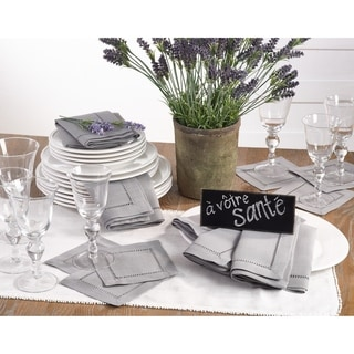 Rochester Collection Hemstitched Napkin (Set of 12)