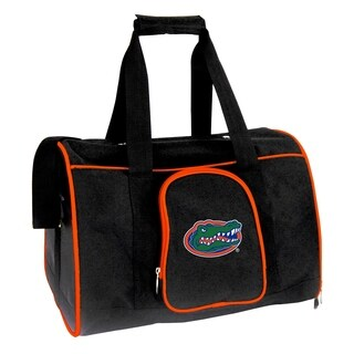 NCAA Florida Pet Carrier Premium 16in bag in Orange