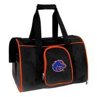 NCAA Boise State Pet Carrier Premium 16in bag in Orange