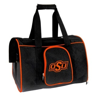 NCAA Oklahoma State Pet Carrier Premium 16in bag in Orange