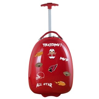 NFL Arizona Cardinals Kids Pod Luggage in Red