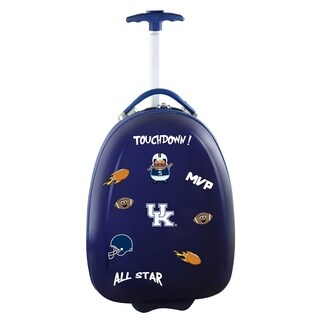 NCAA Kentucky Kids Pod Luggage in Navy