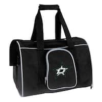 NHL Dallas Stars  Pet Carrier Premium 16in bag in Gray