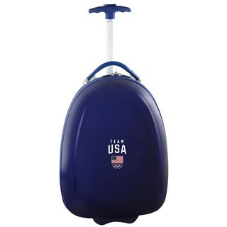 Olympics Team USA Kids Pod Luggage in Black