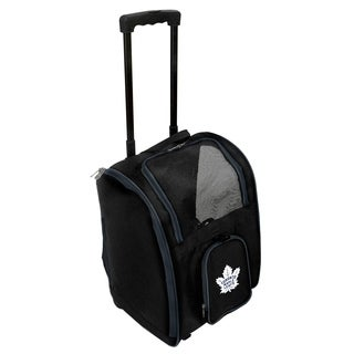 NHL Toronto Maple Leafs Pet Carrier Premium bag with wheels in Navy