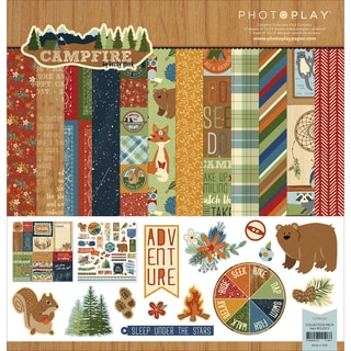 "Photo Play Collection Pack 12""X12"""