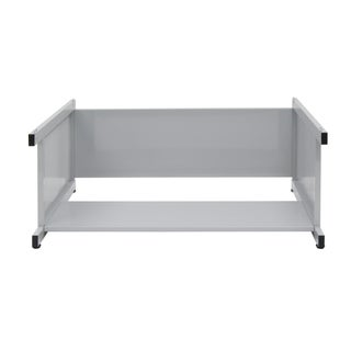 "Offex Flat File 40"" Stand - Grey"