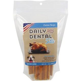 Loving Pets Large Dental Sticks 13oz