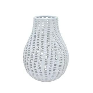 """Three Hands 13.5""""Vase"""
