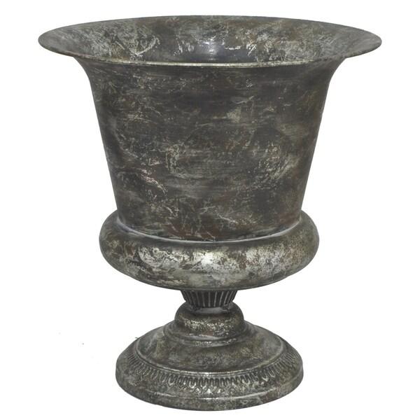 Three Hands Metal Triumph Vase