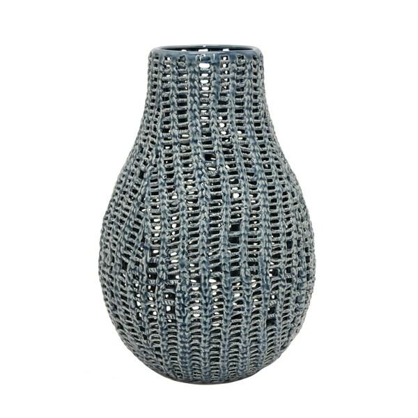 """Three Hands 17""""Vase"""