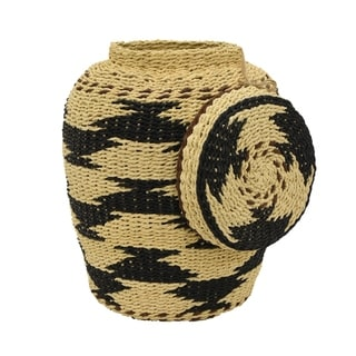 Three Hands Paper Rope Storage Basket