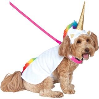 Rubie's Light Up Collar Unicorn Pet Costume