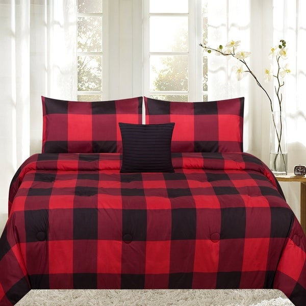 The Seasons Collectionr Reversible Flannel Twin Duvet