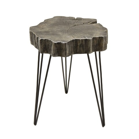 Three Hands Accent Table