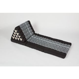 myZENhome Triangle Lounger Aztec